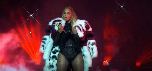 LEMONADE (Beyoncé) Brown17