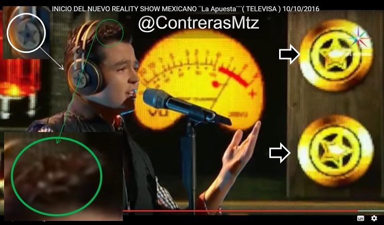 LA APUESTA (Televisa) Yuri13