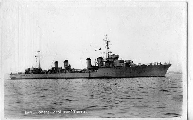 Les contre-torpilleurs français 15546010