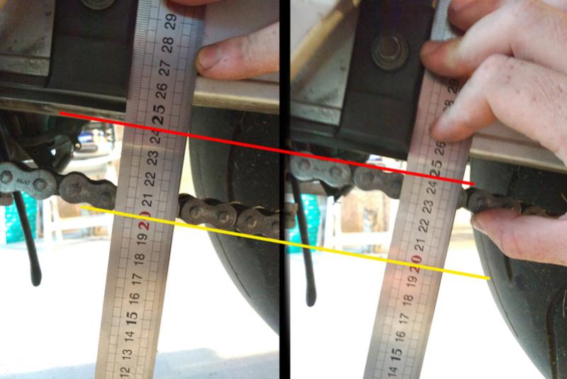 [CR] Instalaltion kit de rabaissement - FZ6-N 1410