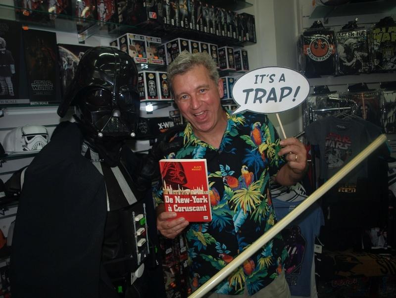It's a trap! Rencontre avec Tim Rose/l'amiral Ackbar 2016-016