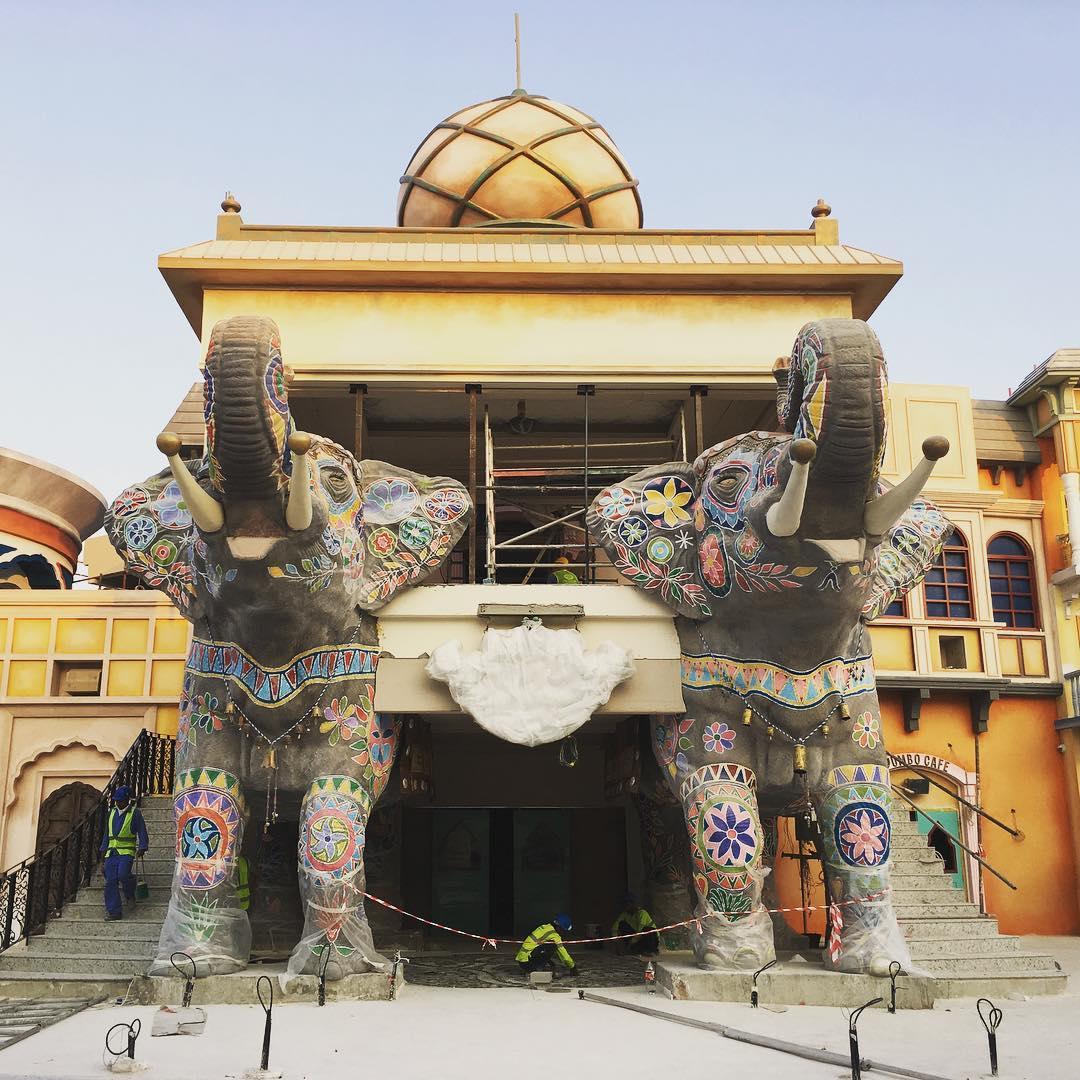 [ÉAU] Dubai Parks & Resorts : motiongate, Bollywood Parks, Legoland (2016) et Six Flags (2019) - Page 4 14474010