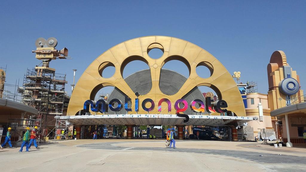 [ÉAU] Dubai Parks & Resorts : motiongate, Bollywood Parks, Legoland (2016) et Six Flags (2019) - Page 4 14566110