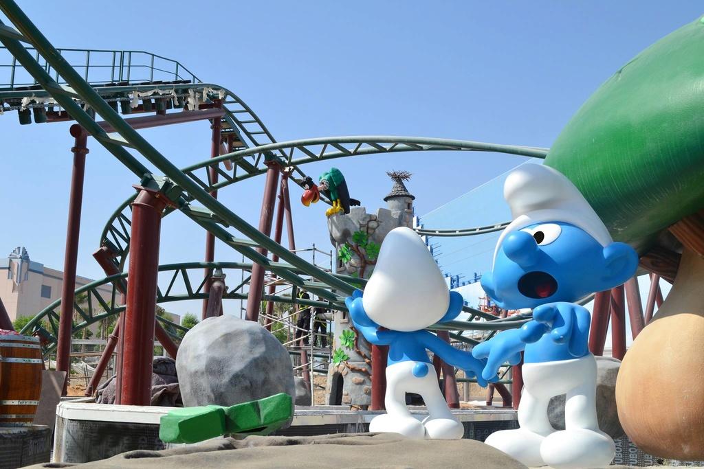 [ÉAU] Dubai Parks & Resorts : motiongate, Bollywood Parks, Legoland (2016) et Six Flags (2019) - Page 4 14711610