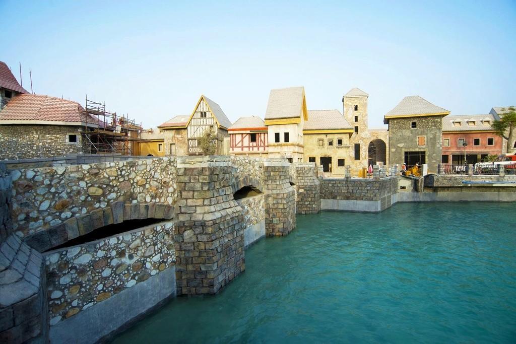 [ÉAU] Dubai Parks & Resorts : motiongate, Bollywood Parks, Legoland (2016) et Six Flags (2019) - Page 3 Riverl11