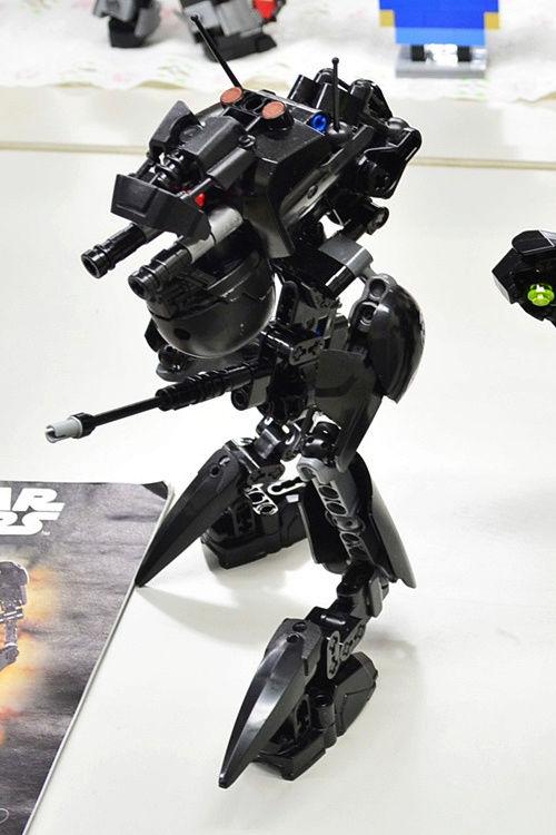 [Revue] Star Wars 75120 : K-2SO Alt-2s10