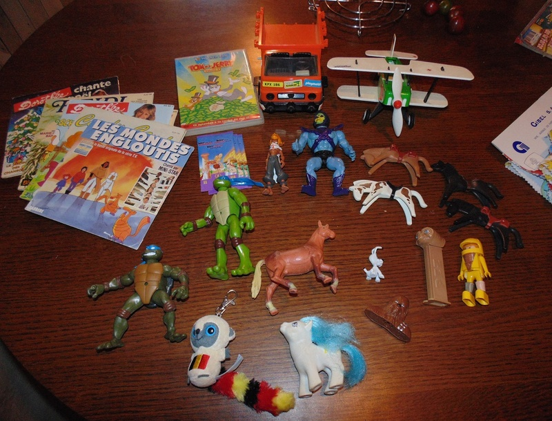 Trouvailles en Brocante, Bourse Aux jouets, Vide Greniers ... Dsc07320