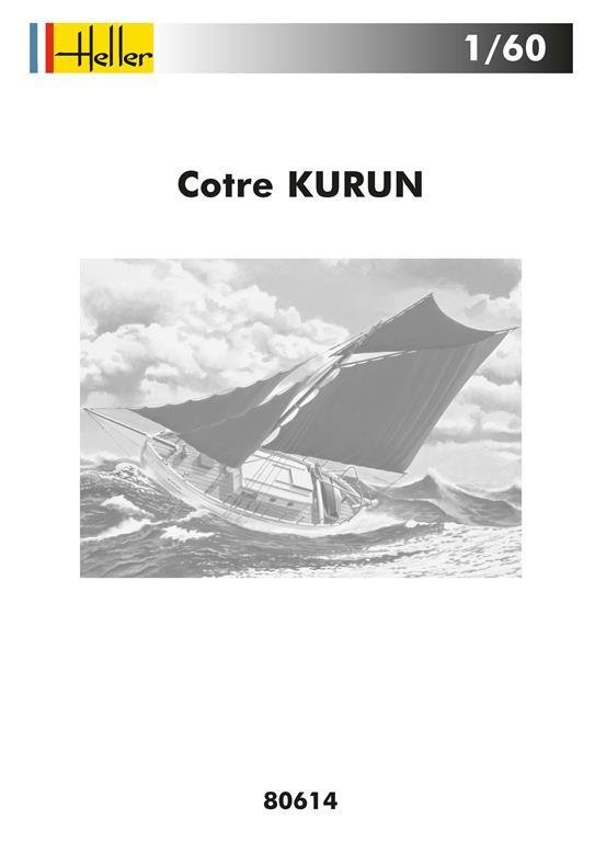 COTRE KURUN - HELLER - 1/160 - REF : 80614 - NOTICE  80614_10