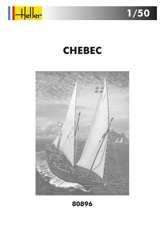 CHEBEC - HELLER - 1/50 - REF : 80896 - NOTICE  80896_10