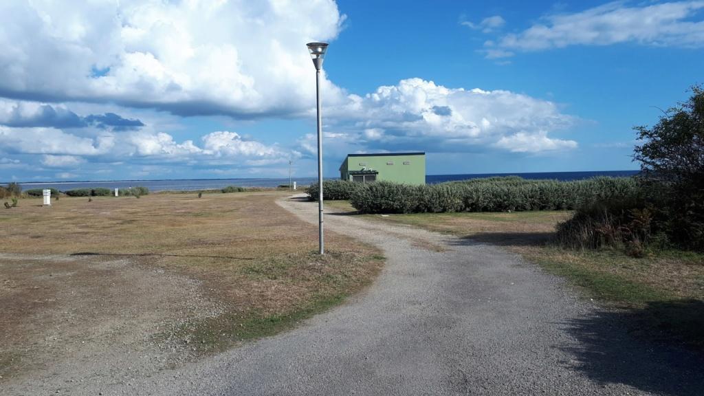 """avis """"camping de la lande"""" en presqu'ïle de GAVRES 20170917"""
