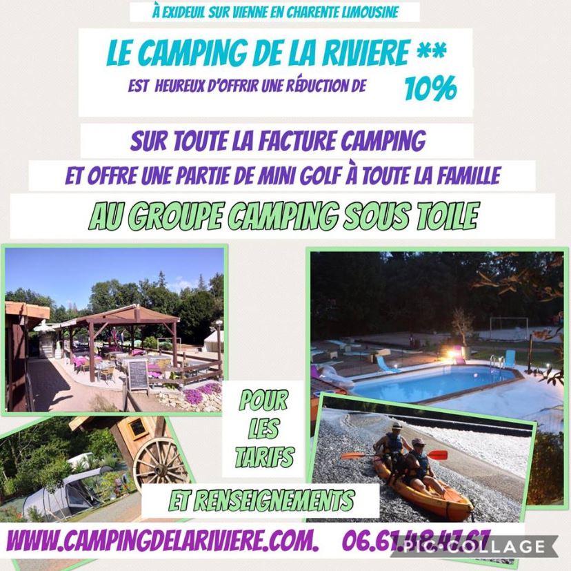 Camping de la rivière Campin10