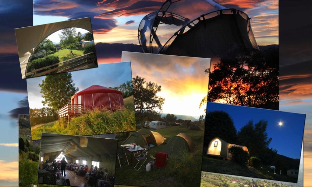 Camping du Buisson * * (38) à SAINT MARTIN D'URIAG Mosaiq10