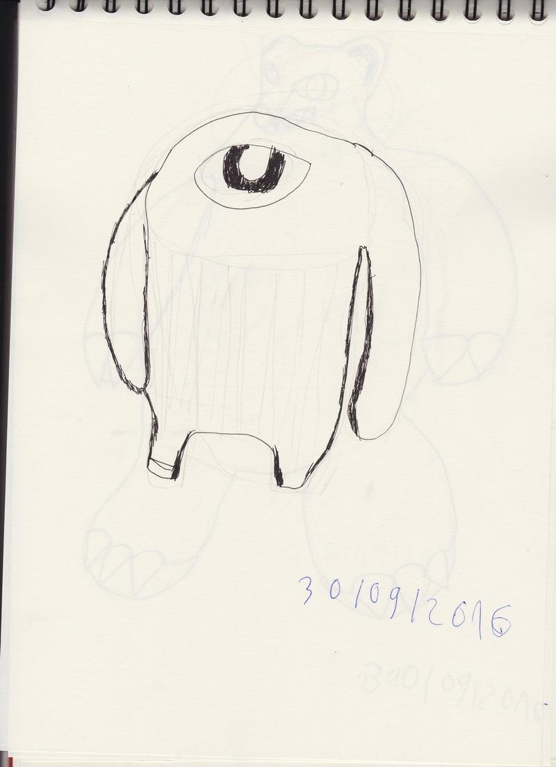 Voila mes dessin finir (Math) Cyclop11