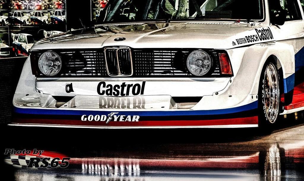 BMW par rainer selzer 13701010