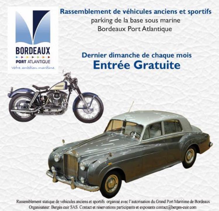 base sous marine de Bordeaux.. 14463110