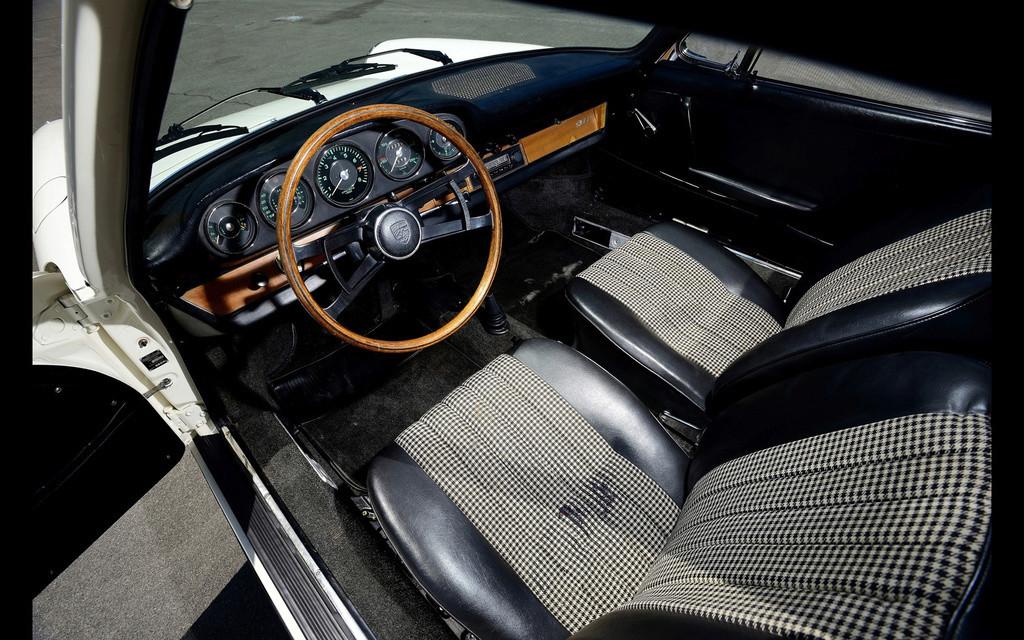 1966 Porsche 911 Deluxe RS 1966-p14