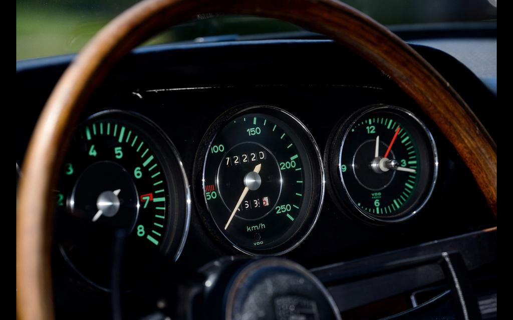 1966 Porsche 911 Deluxe RS 1966-p16