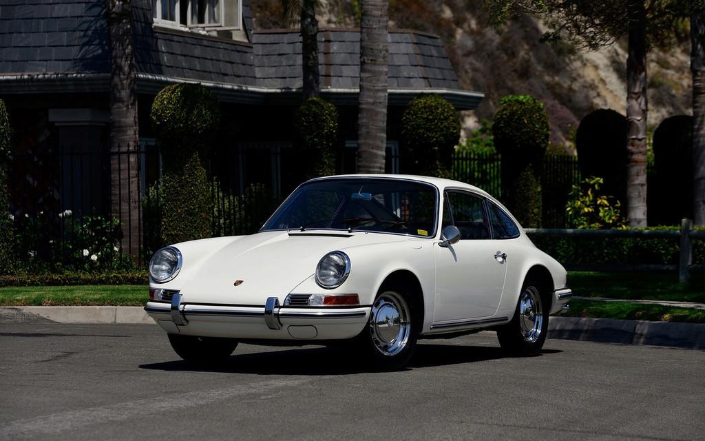 1966 Porsche 911 Deluxe RS 1966-p17