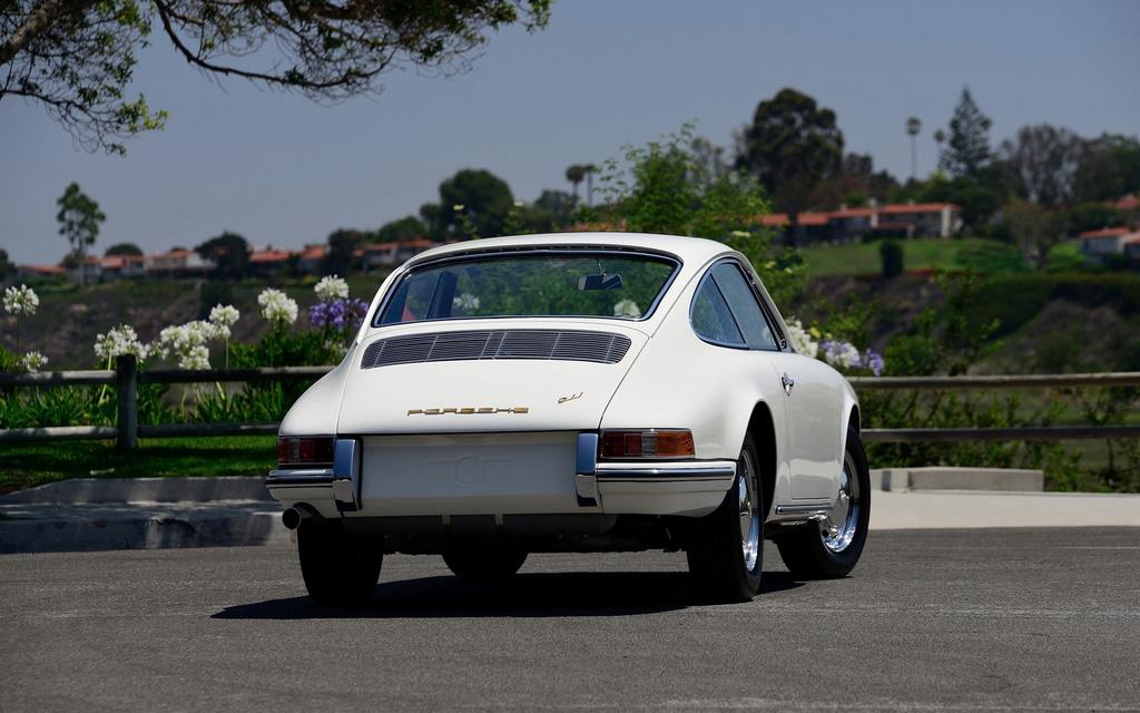 1966 Porsche 911 Deluxe RS 1966-p19