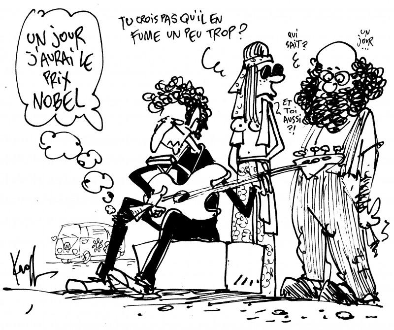 Bob Dylan, un Prix Nobel mérité 4cb21a10