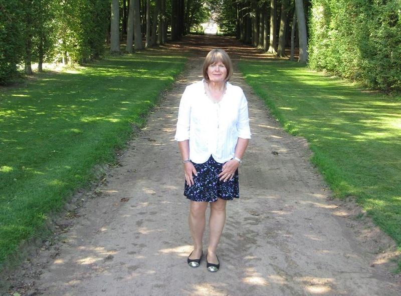 Dans le parc du château en ce début d'automne 14369911