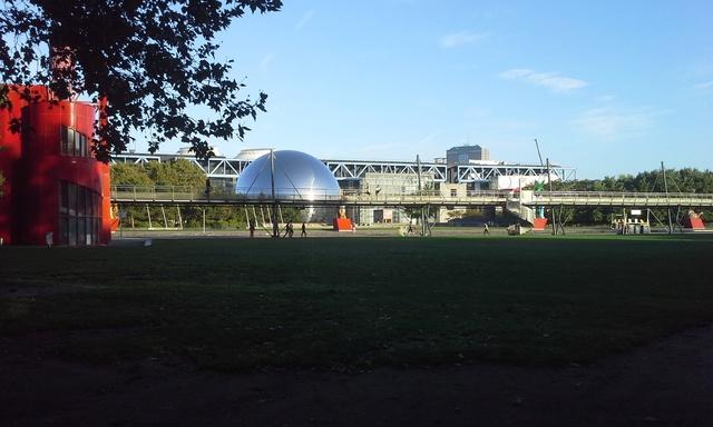 Parc de la Vilette (Paris) 20160917