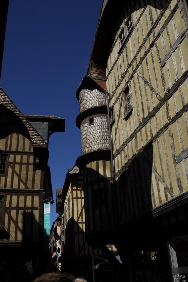 Région de Troyes,  à quatre motards et 2 motos... _bob2811