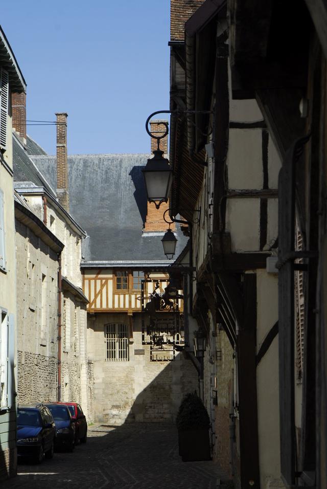 Région de Troyes,  à quatre motards et 2 motos... _bob2913