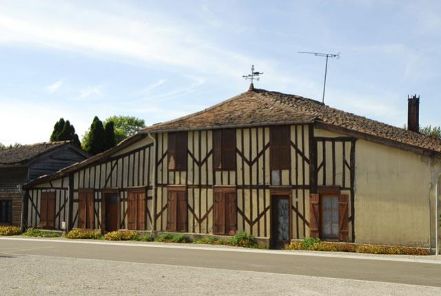 Région de Troyes,  à quatre motards et 2 motos... _bob2925