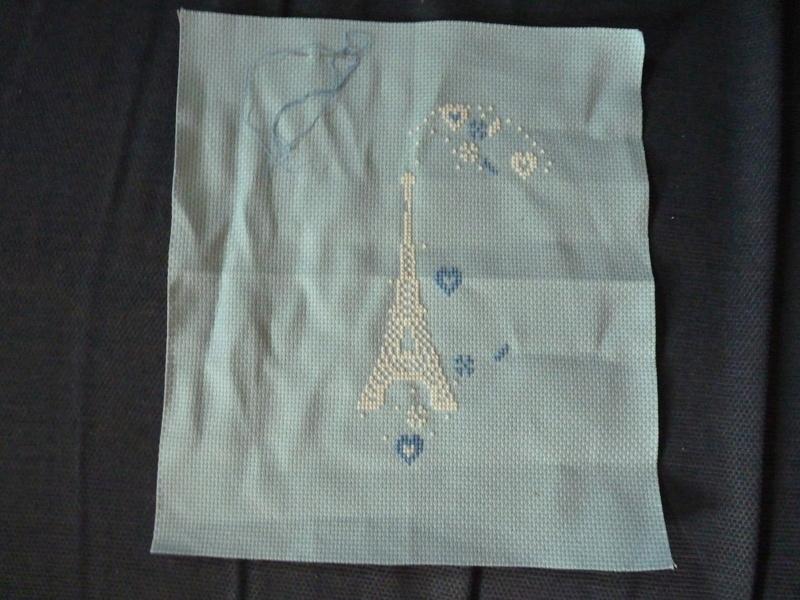 Coeur Tour Eiffel (fini le 22/09) P1050020