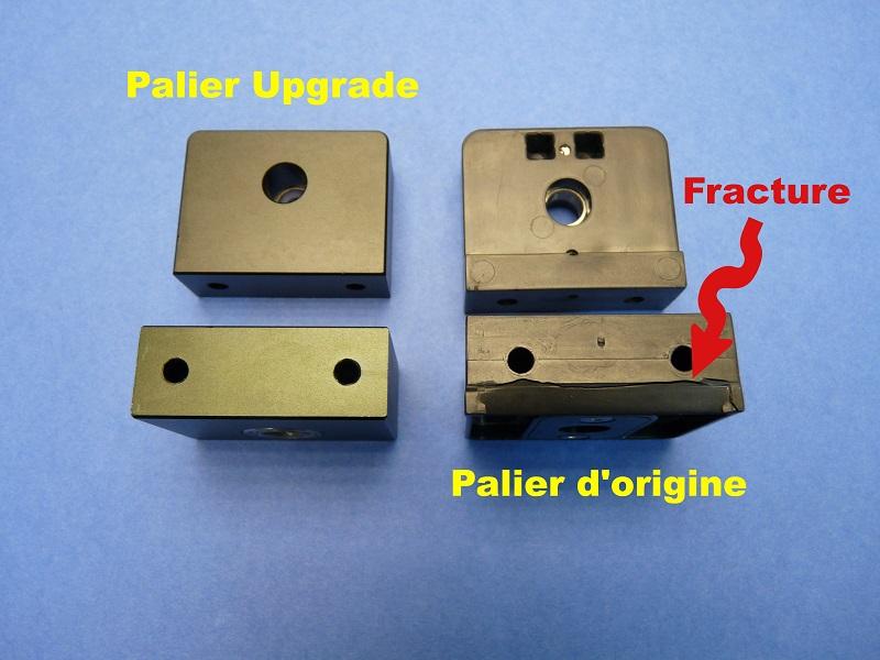 Imprimante 3D Créality CR10S - Présentation & upgrades Cr10s130