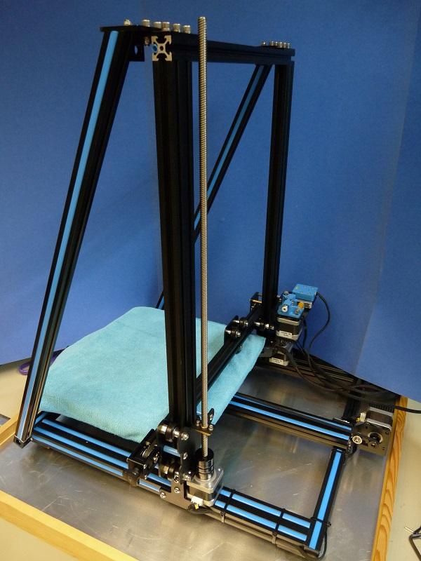Imprimante 3D Créality CR10S - Présentation & upgrades Cr10s141