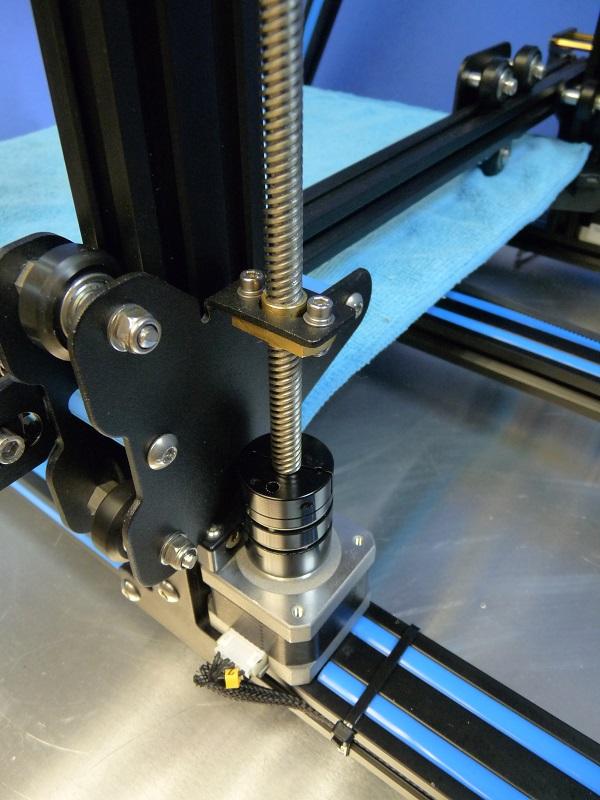 Imprimante 3D Créality CR10S - Présentation & upgrades Cr10s142