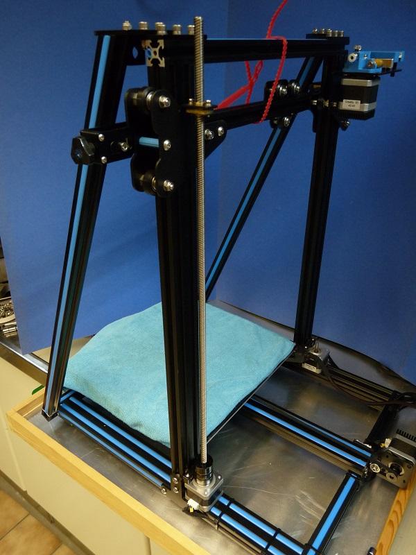 Imprimante 3D Créality CR10S - Présentation & upgrades Cr10s144