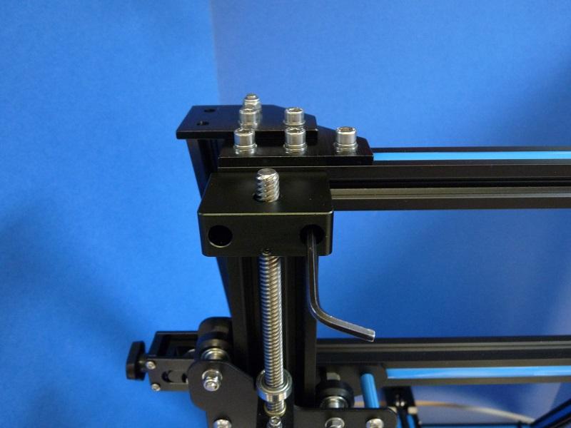Imprimante 3D Créality CR10S - Présentation & upgrades Cr10s167