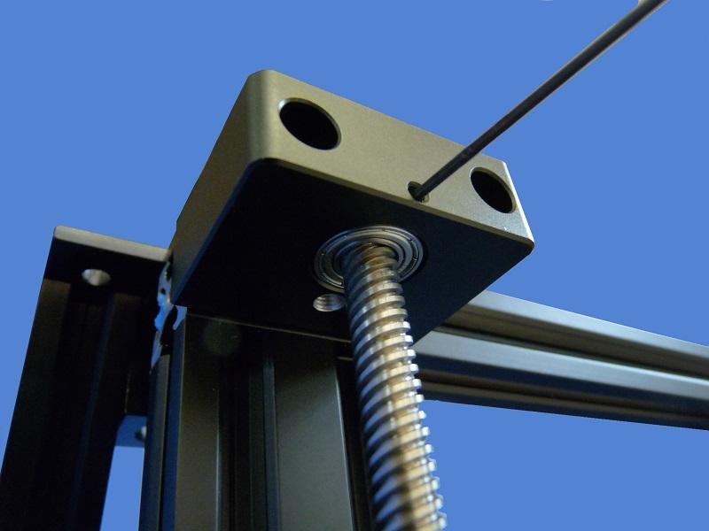 Imprimante 3D Créality CR10S - Présentation & upgrades Cr10s171