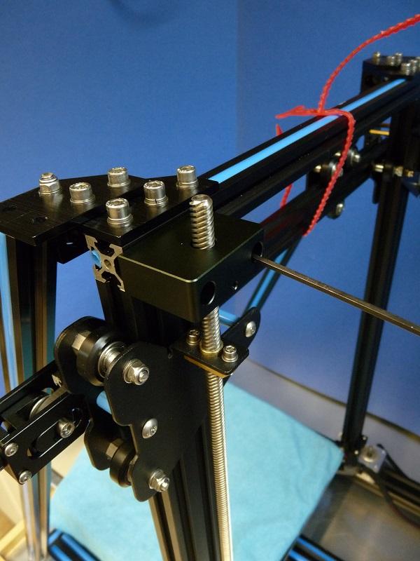 Imprimante 3D Créality CR10S - Présentation & upgrades Cr10s175