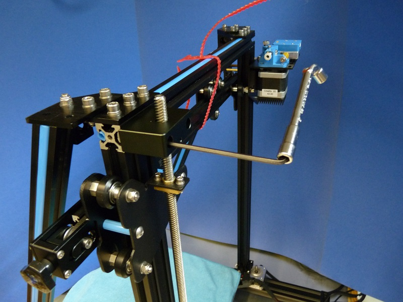 Imprimante 3D Créality CR10S - Présentation & upgrades Cr10s176