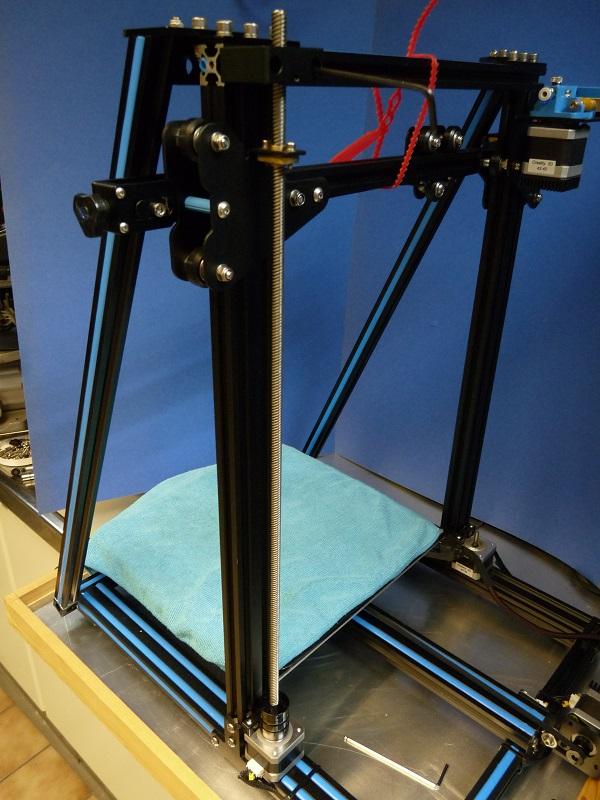 Imprimante 3D Créality CR10S - Présentation & upgrades Cr10s177