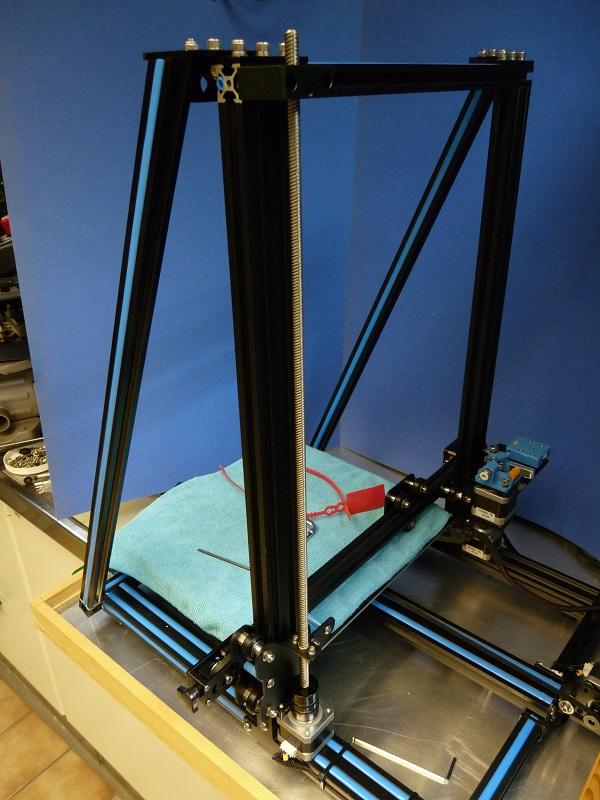 Imprimante 3D Créality CR10S - Présentation & upgrades Cr10s179