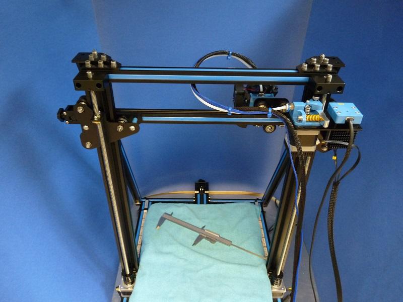 Imprimante 3D Créality CR10S - Présentation & upgrades Cr10s183