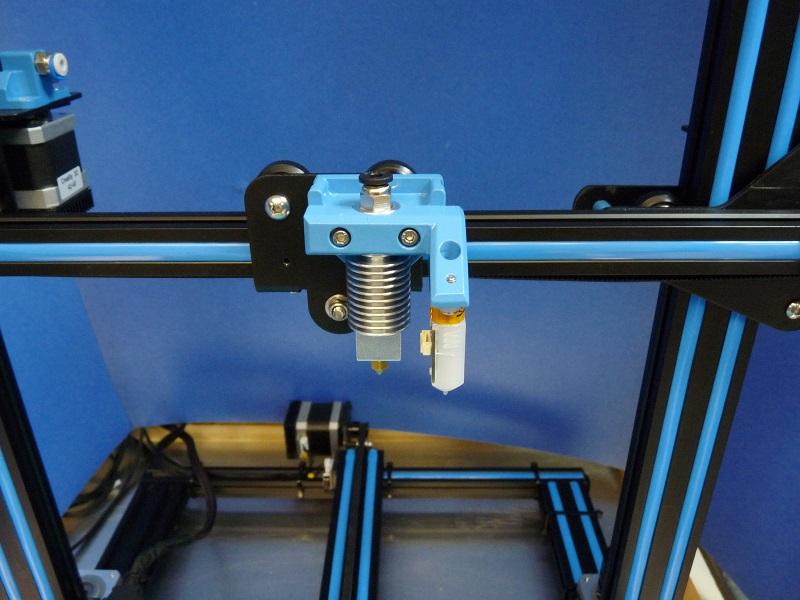 Imprimante 3D Créality CR10S - Présentation & upgrades Cr10s205
