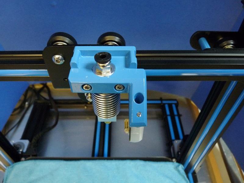 Imprimante 3D Créality CR10S - Présentation & upgrades Cr10s206
