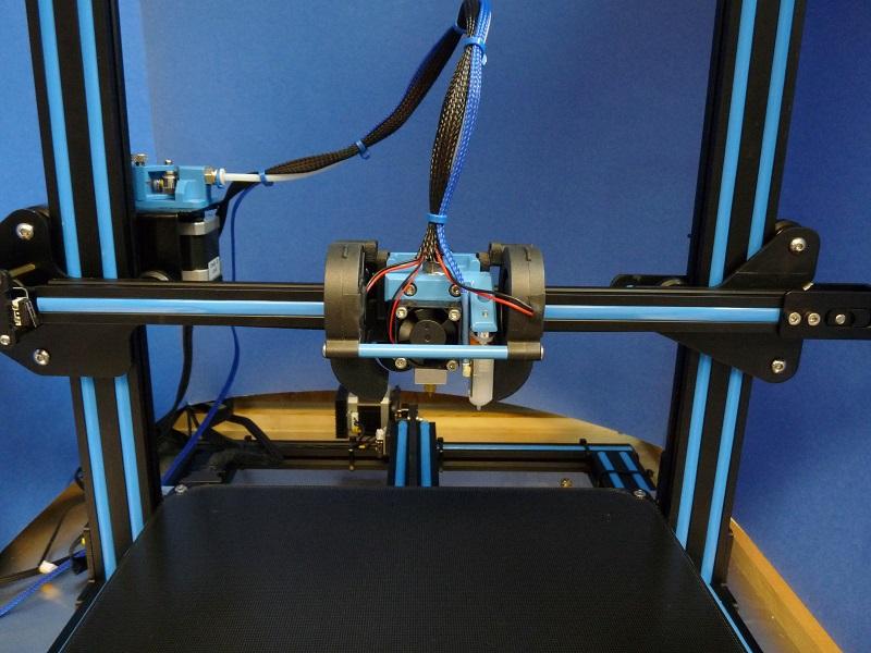 Imprimante 3D Créality CR10S - Présentation & upgrades Cr10s211