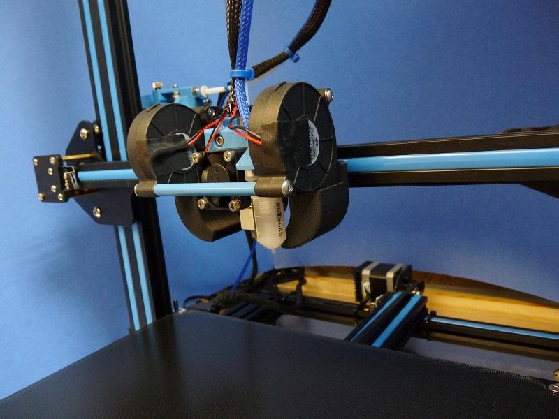 Imprimante 3D Créality CR10S - Présentation & upgrades Cr10s212