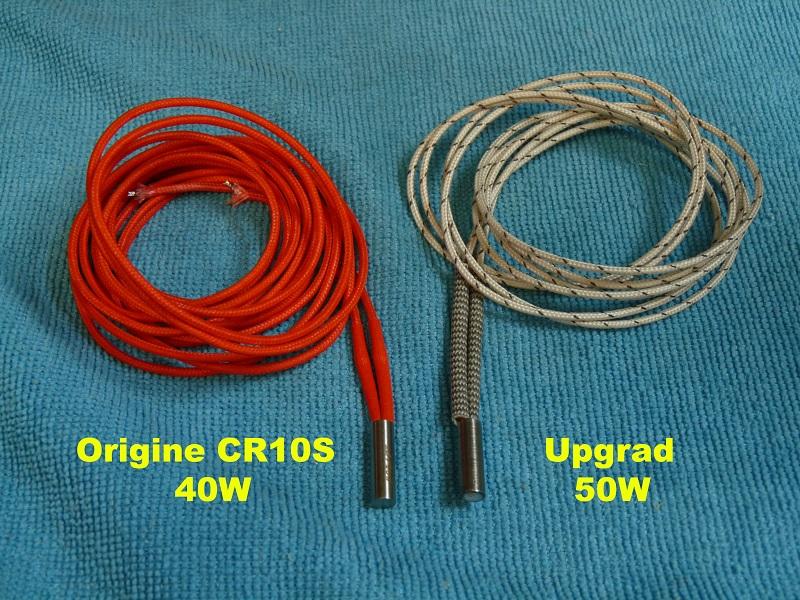 Imprimante 3D Créality CR10S - Présentation & upgrades Cr10s216
