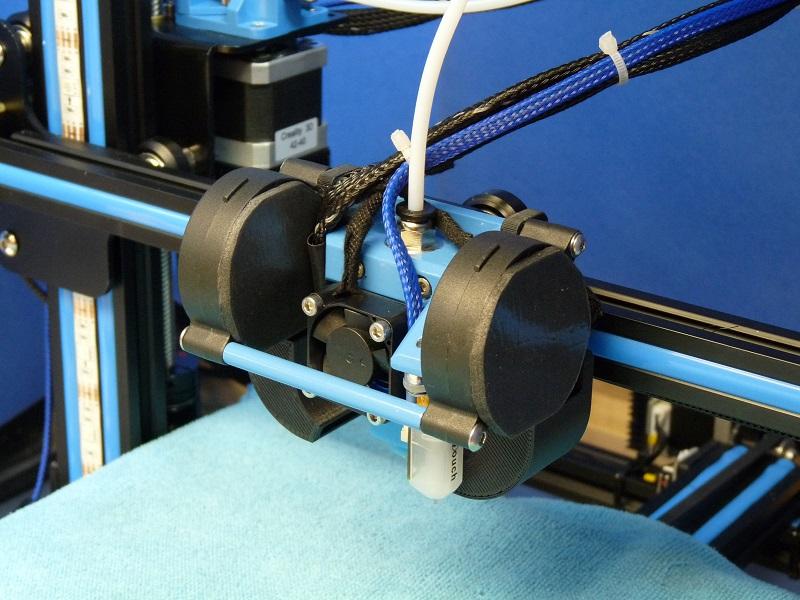 Imprimante 3D Créality CR10S - Présentation & upgrades Cr10s245