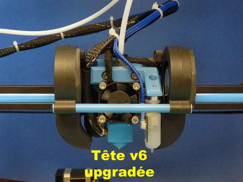 Imprimante 3D Créality CR10S - Présentation & upgrades Cr10s248