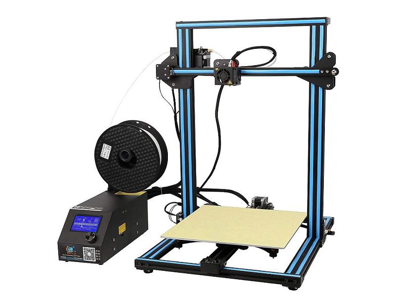 Imprimante 3D Créality CR10S - Présentation & upgrades Cr10s_10