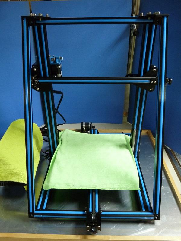 Imprimante 3D Créality CR10S - Présentation & upgrades Cr10s_23
